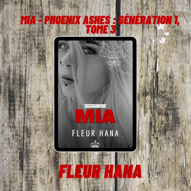 Mia phoenix Ashes