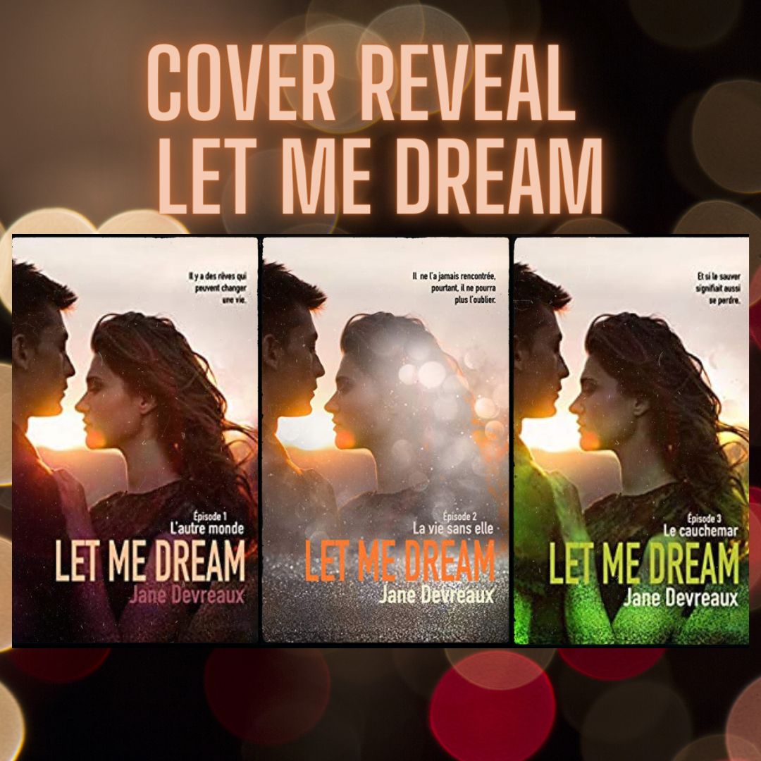 Cover Reveal Let Me Dream