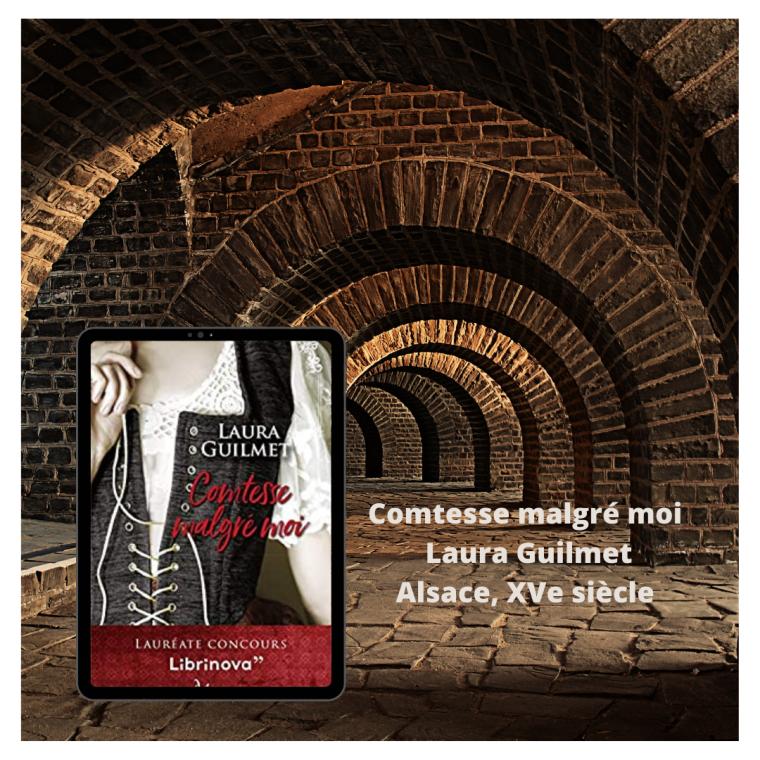 Comtesse malgré moi, Laura Guilmet Alsace, XVe siècle